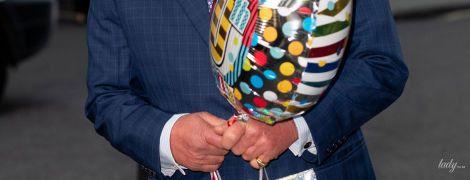 Чарльз, Камилла и разноцветный шарик: началось празднование 70-и летия принца Чарльза