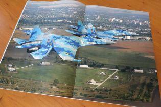 Французский журнал посвятил восемь разворотов украинским ВВС