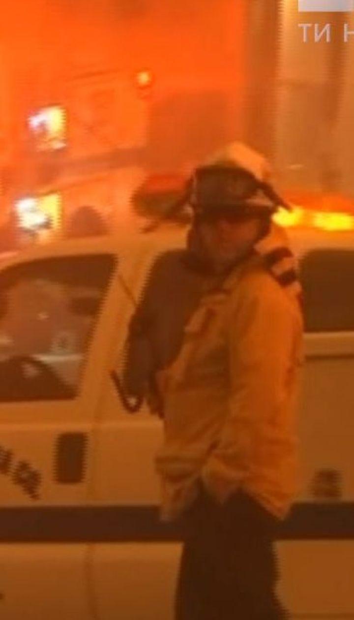 У Каліфорнії продовжують знаходити тіла загиблих під час лісових пожеж