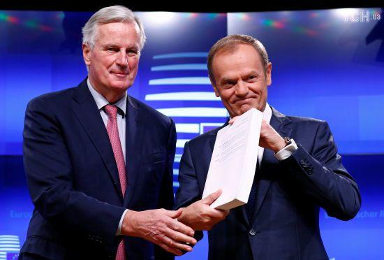 У ЄС назвали дату саміту, на якому буде остаточно ухвалено угоду про Brexit