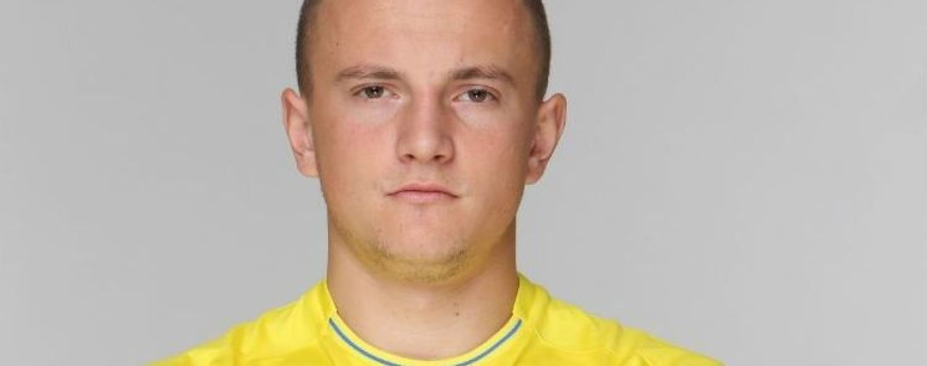 Сборная Украины потеряла защитника перед заключительными матчами 2018 года