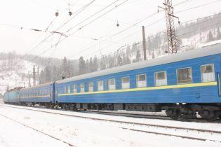 Из Мукачево в Будапешт совершил тестовую поездку поезд на еврорельсах