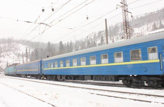 Від Мукачева до Будапешта здійснив тестову поїздку потяг на євроколіях