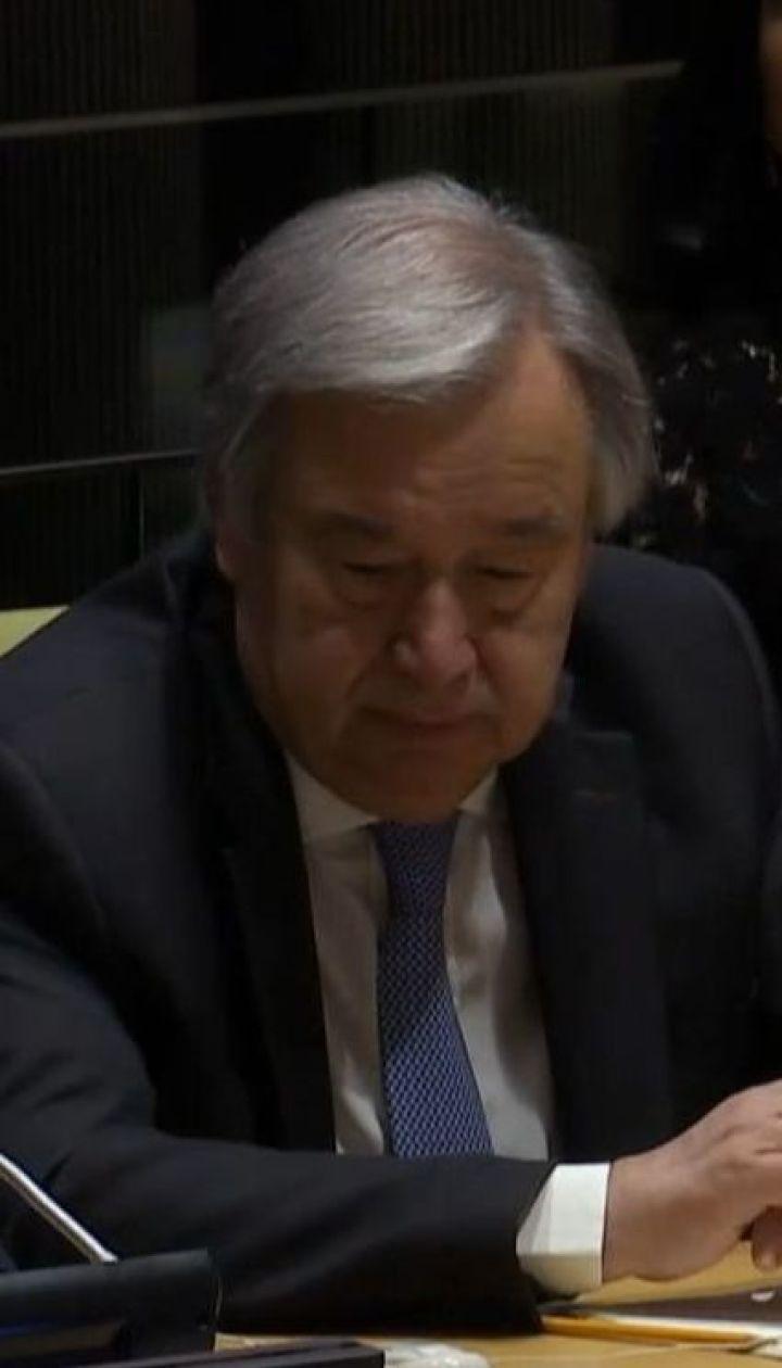 Комітет ООН голосуватиме за резолюцію про порушення прав людини РФ в Криму