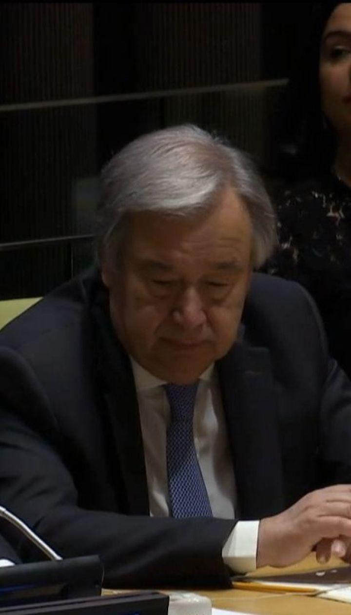 Комитет ООН проголосует за резолюцию о нарушении прав человека РФ в Крыму