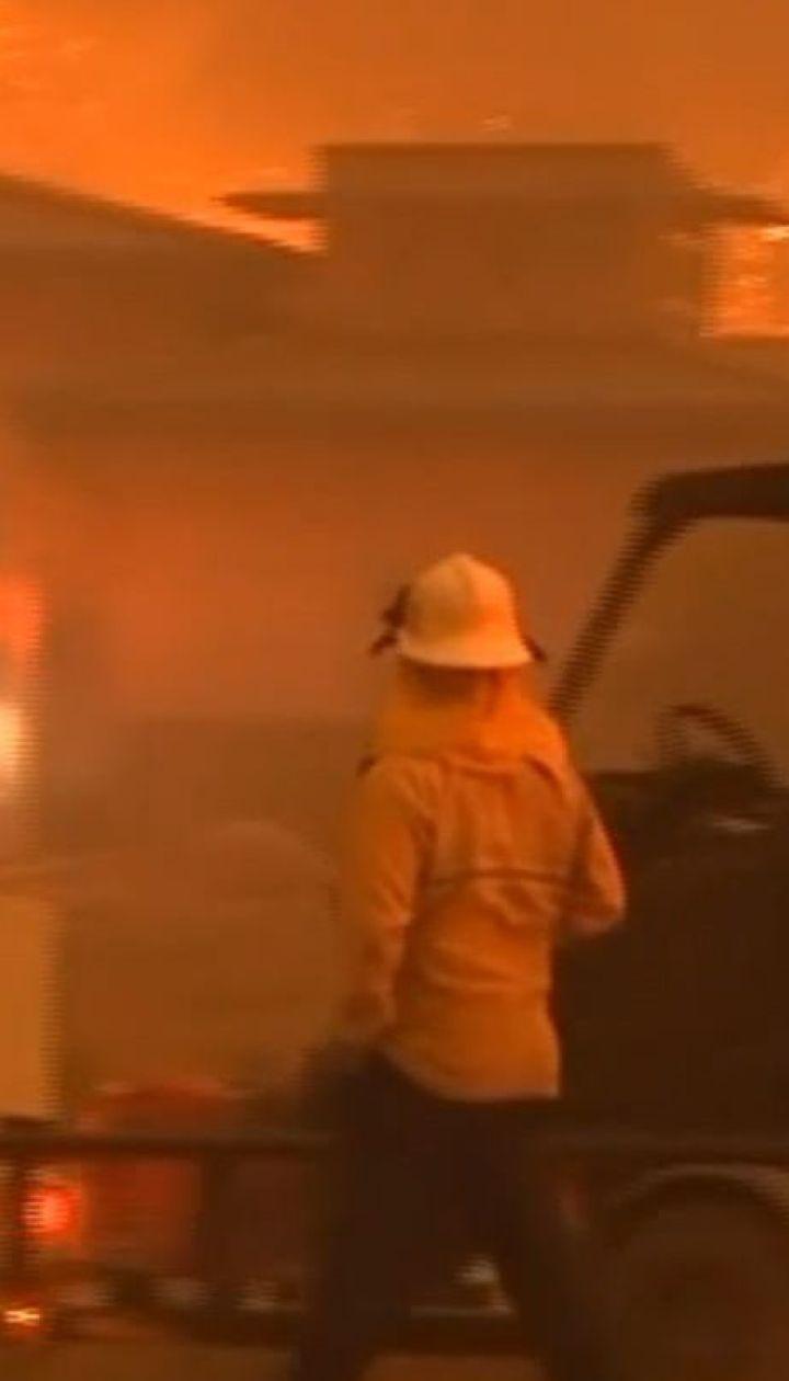 Возросло количество жертв смертоносных пожаров в Калифорнии