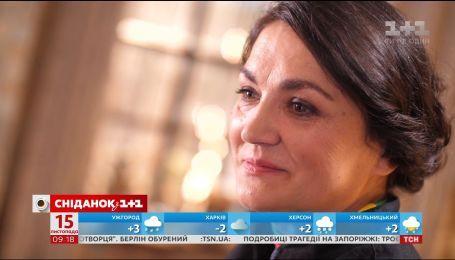 Чем вдохновляется и чего боится актриса Наталья Сумская - Персона