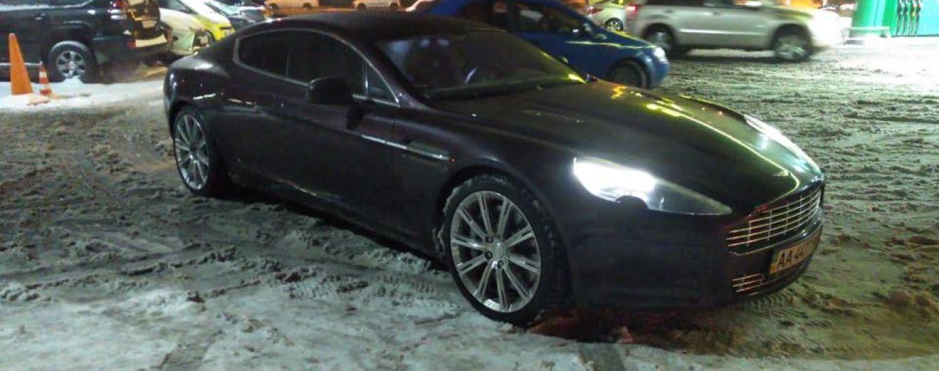 Элитные Aston Martin и BMW олигарха Курченко можно будет взять напрокат