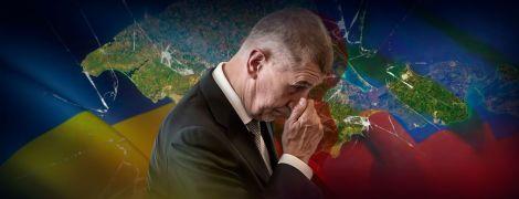Крымский провал
