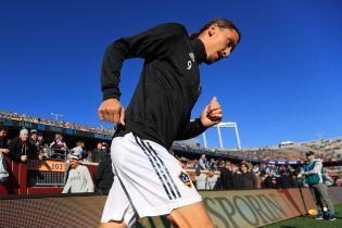 Ибрагимович анонсировал переход в чемпионат Италии