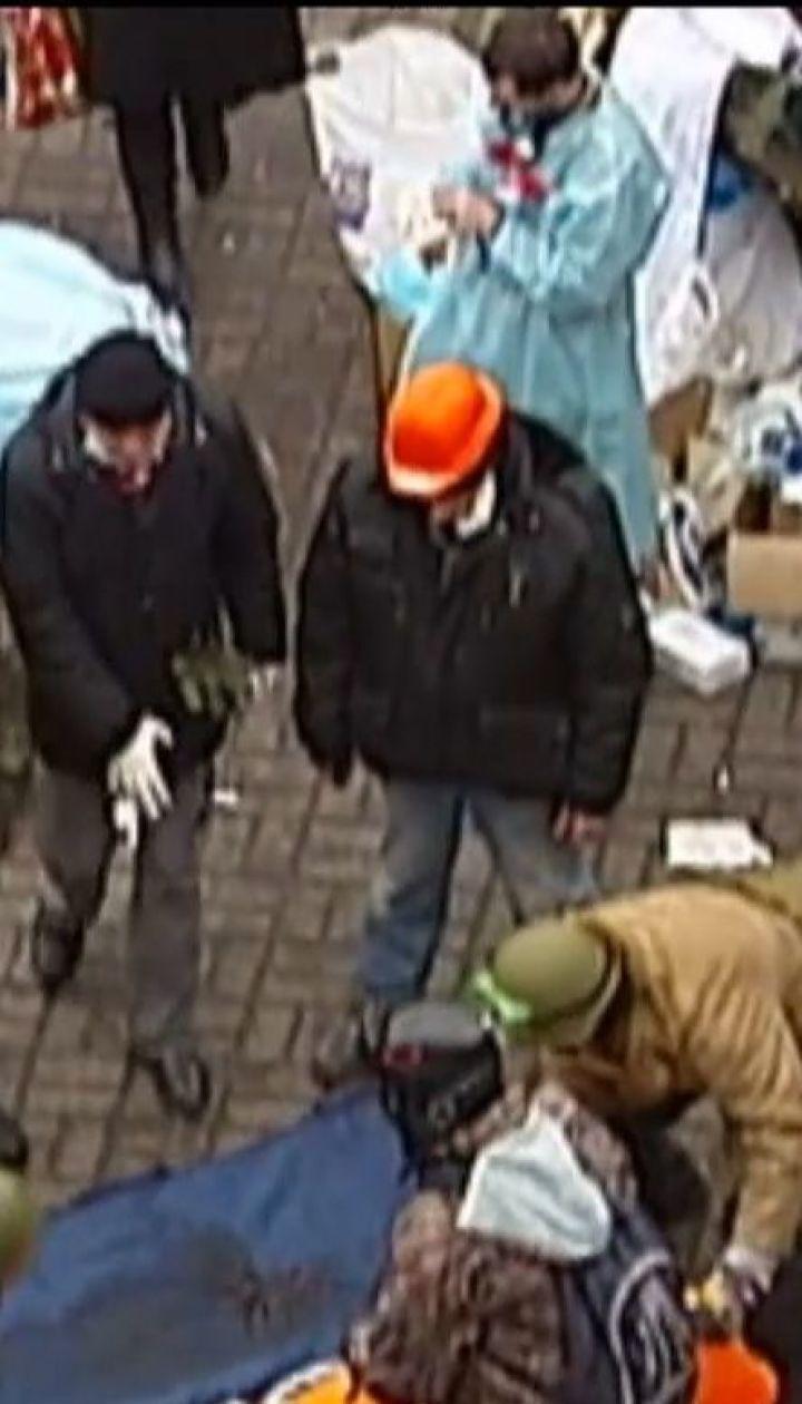 Снайпер, который расстреливал майдановцев, до недавнего времени служил в Нацгвардии Украины