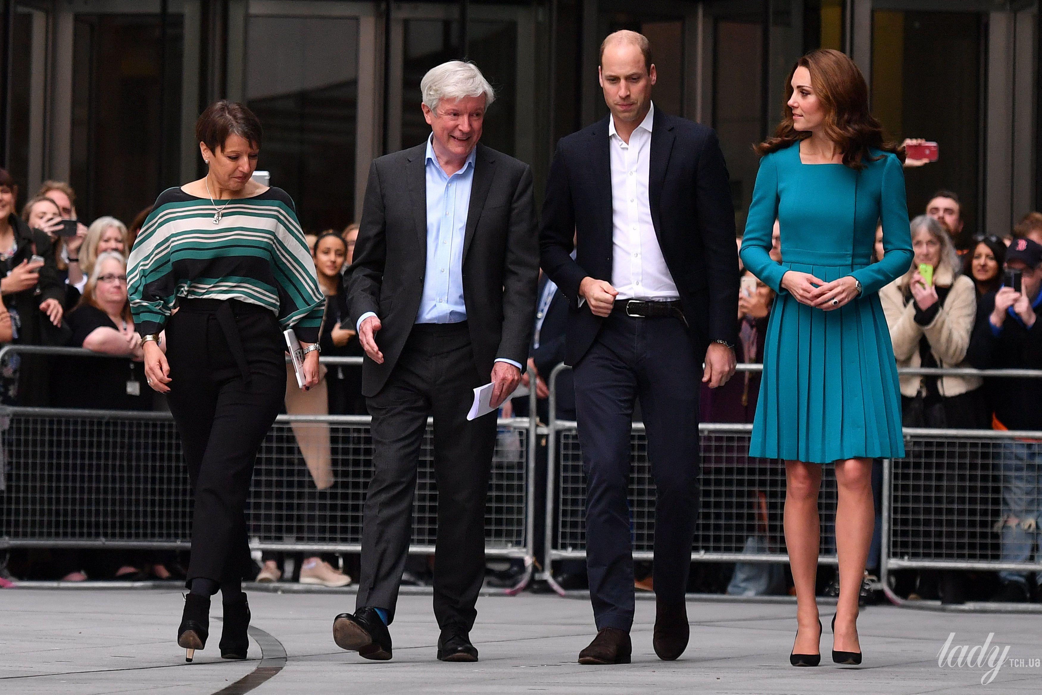 Герцогиня Кембриджская Кейт и принц Уильям_2