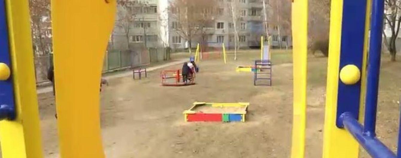 В Украине разрешили строительство детских площадок на крышах домов