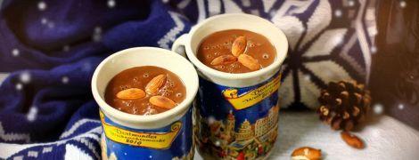 Настоящий горячий шоколад