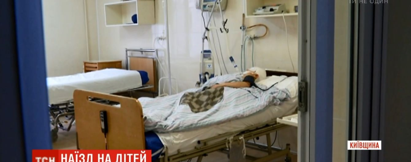 """""""Детки рассыпались, как орешки"""": очевидцы рассказали, как пьяный водитель сбил двух детей на Киевщине"""