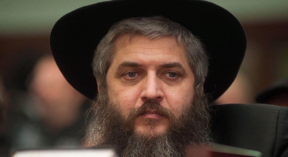 Главный раввин Украины назвал работников НАБУ, которые якобы следили за синагогой в Киеве
