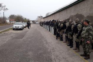 Во время обысков в Николаевском СИЗО заключенные напали на охрану