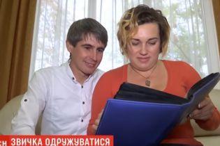 В Одесі подружжя втретє відгуляло весілля після двох розлучень