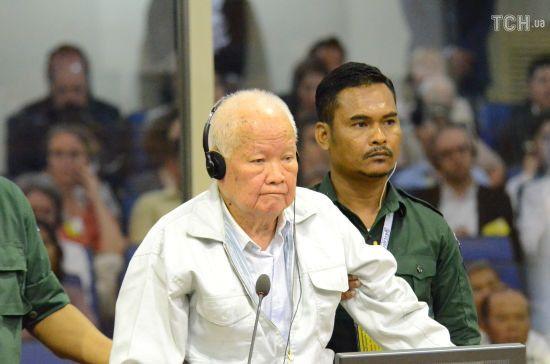 Двох сподвижників камбоджійського диктатора Пола Пота визнали винними у геноциді свого народу