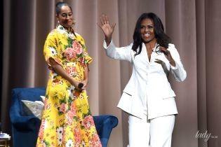 Битва трех ярких образов Мишель Обамы