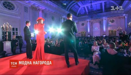 "Модный ""Оскар"". В Киеве вручили награду Best Fashion Awards"