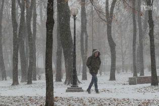В Украине целую неделю будет идти дождь со снегом. Прогноз погоды до 26 ноября