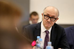 В Киеве неизвестные плеснули зеленкой в лицо председателю Высшей комиссии судей – СМИ