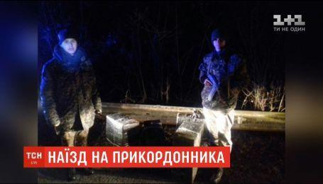 На Закарпатье разыскивают злоумышленника, который сбил пограничника