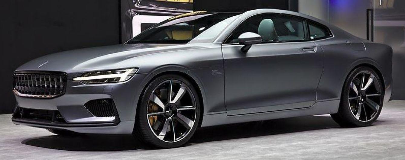 Суббренд Volvo випустить три електрокари, щоб знищити Tesla