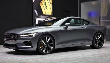 Суббренд Volvo выпустит три электрокара, чтобы сокрушить Tesla