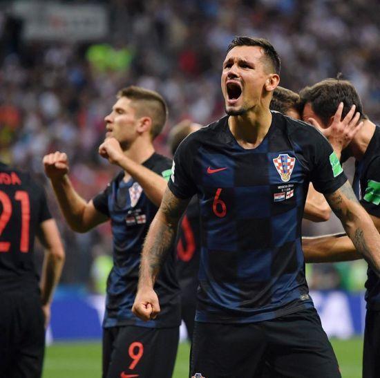 Футболіст збірної Хорватії познущався з Рамоса в Instagram