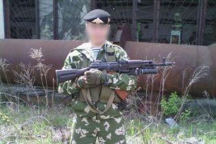 На Донбассе поймали боевика, который служил под Иловайском