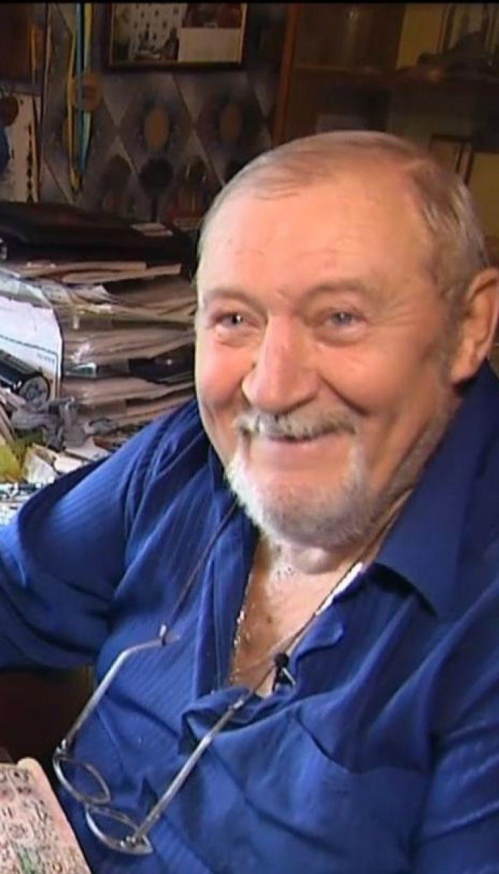 Житель Чернигова собрал коллекцию из двух тысяч пуговиц