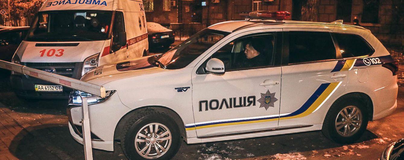 В Києві поблизу Золотих воріт прогримів вибух