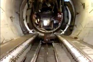 Компания Илона Маска проложила первый тоннель под Лос-Анджелесом для специальных шатлов