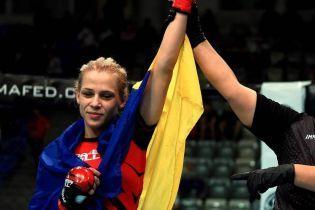 """Украина впервые в истории сумела выиграть """"золото"""" на чемпионате мира по смешанным единоборствам"""