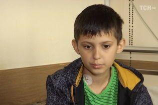 Остался месяц. Семья 11-летнего Дениса Маголы умоляет о помощи