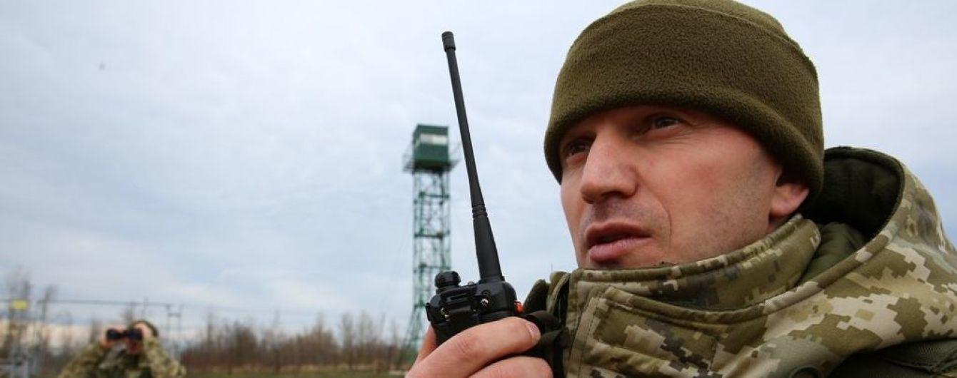 Попытка прорыва на границе с Беларусью: Mitsubishi Pajero сбил украинского пограничника