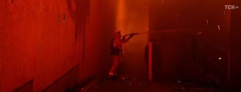 Вогнеборці приборкали лише половину руйнівної пожежі в Каліфорнії