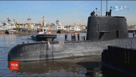 В Атлантическом океане нашли обломки пропавшей год назад аргентинской субмарины