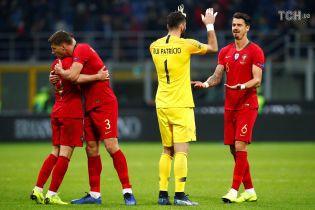 Лига наций. Португалия выстояла в игре с Италией и первой вышла в финальную часть турнира