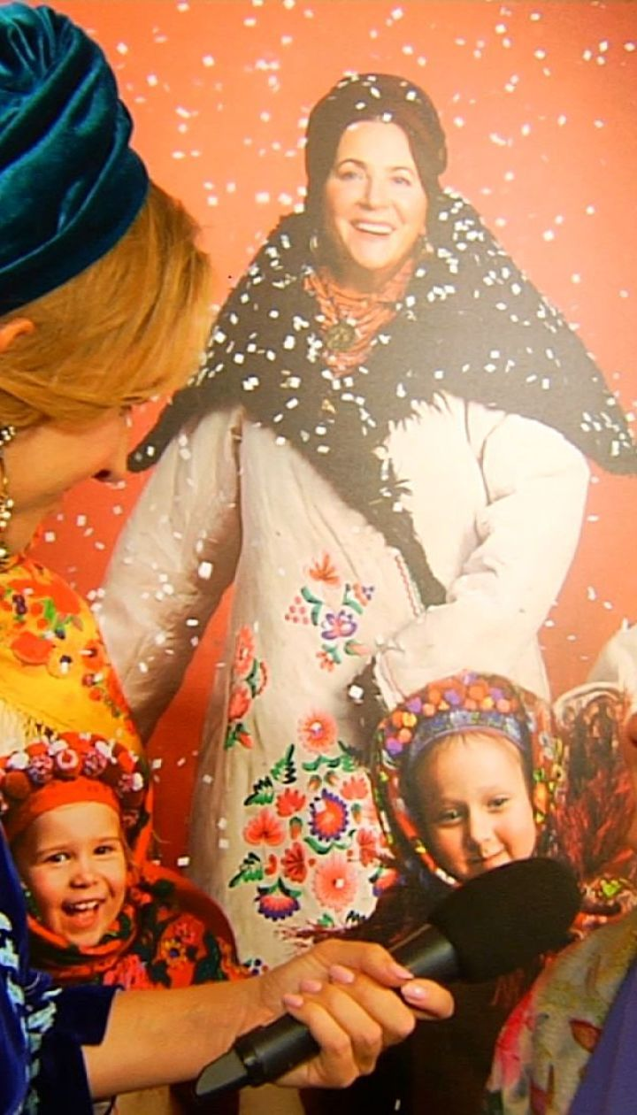 """Ніна Матвієнко: """"Не хотіла б бути музейним працівником, бо саме - вже музейний експонат"""""""