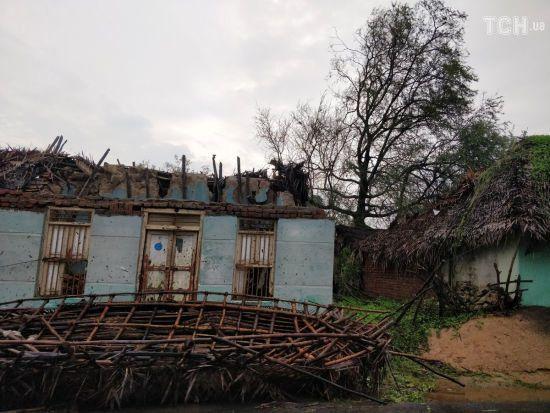 """Потужний циклон """"Гайя"""" в Індії забрав життя 33 осіб"""