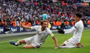 Ліга націй. Англія в суперматчі здолала Хорватію та виграла групу
