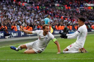 Лига наций. Англия в суперматче одолела Хорватию и выиграла группу