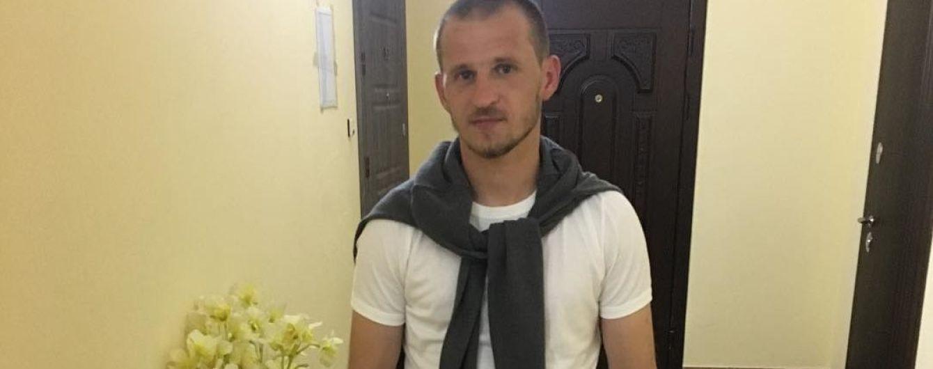Алиев будет играть за футзальный клуб из Черкасс