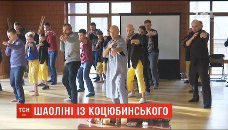 """Первая в Украине школа восточных боевых искусств """"Пересвет"""" отпраздновала юбилей"""