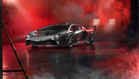 Тюнинг-ателье Lamborghini создало эксклюзивный суперкар