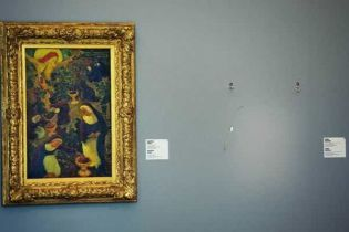 В Румынии нашли дорогую картину Пикассо, которую украли шесть лет назад