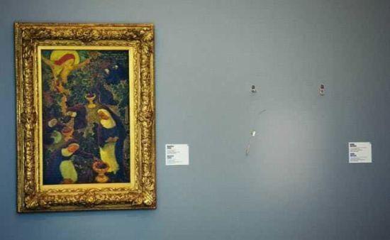 У Румунії знайшли дороговартісну картину Пікассо, яку вкрали шість років тому